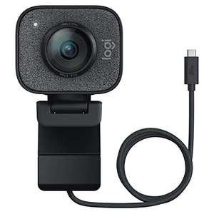 Logitech StreamCam Full HD 1080p/60fps USB-C Negro