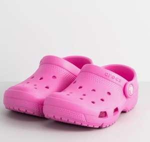 Crocs modelo original (talla infantil / para niñxs)