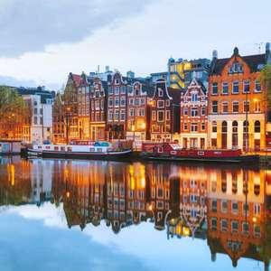 Ámsterdam en Hoteles 3/4/5* (Cancela gratis) + Vuelos solo 166€ (5 Noches) ( Muchos aeropuertos) (PxPm2)