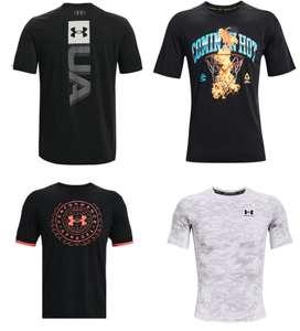 20 CHOLLO Camisetas Under Armour al 60% en ECI (Precios Desde 10.35€)