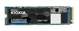 KIOXIA EXCERIA Plus ssd NVMe m.2 500GB , ver descripcion