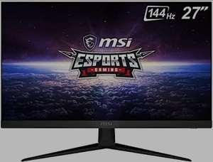 """MSI Optix G271 - Monitor Gaming de 27"""" FullHD 144Hz 1ms Freesync"""
