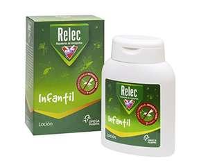 Relec Infantil Loción Repelente Eficaz Antimosquitos. Niños a partir de 2 años