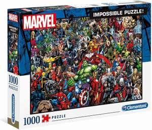 Clementoni Puzzle 1000 Piezas Marvel 80 Years, Multicolor.