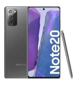 Samsung Galaxy Note20 8 GB + 256 GB Mystic Gray móvil libre