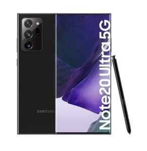Samsung Galaxy Note20 Ultra 5G, 12 GB + 256 GB Mystic Black