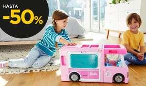 Ofertas límite en selección de juguetes