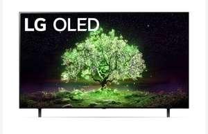 "TV OLED 55"" - LG OLED55A16LA, UHD 4K, SmartTV webOS 6.0, HDR Dolby Vision, Dolby Atmos, Google Assistant"