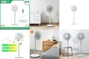 Recopilatorio de ventiladores inteligentes en oferta