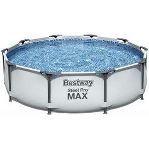 Piscina Bestway Steel Pro MAX Ø 305 x 76 cm
