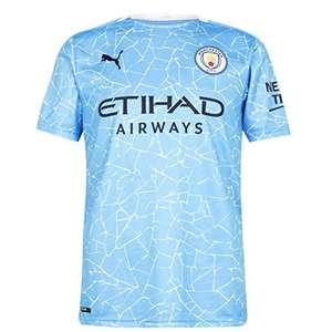 PUMA Manchester City Temporada 2020/21   Tallas L y XL