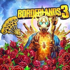 GRATIS :: 5 Llaves de Oro para Bordelands 3 (PC, Consolas)
