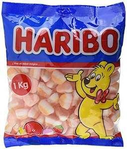 Haribo Tricorazon Melocoton Caramelos de Goma - 1 Kg