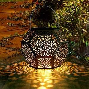 Farol Solar Jardin