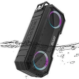 SCIJOY Altavoz 30W Portátil Bluetooth inalámbrico 5.0