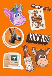 Pack de stickers de edición limitada GRATIS