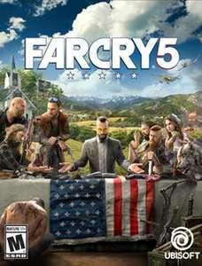 Far Cry 5 a 9€ en Stadia para suscriptores PRO