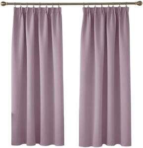 Mini reco: cortinas de distintos colores y medidas (buenos descuentos)