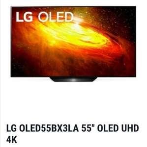 "Televisor OLED LG BX3LA 55"""