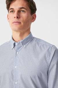 Camisas Slim Fit Button down