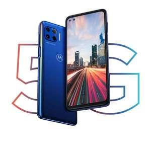Motorola moto g 5G plus 4+64GB - Surfing Blue (Dual SIM)