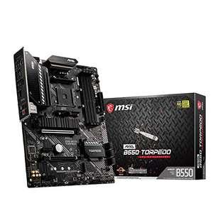 MSI MAG B550 TORPEDO - (AMD AM4 DDR4 M.2 USB 3.2 Gen 2 HDMI ATX Gaming Motherboard) (Tb en PcComponentes)