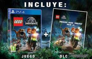 LEGO Jurassic World - Edición Exclusiva Amazon - PS4