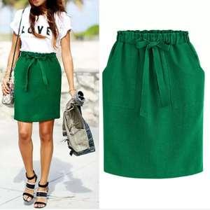 Faldas de tubo (Muchos colores y tallas)