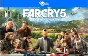 Far Cry 5 7,92€ y Far Cry 5 - Gold Edition 15,84€ ( UPLAY )