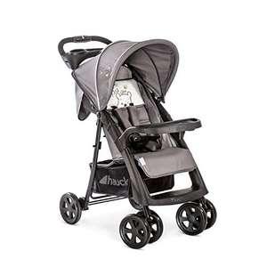 Hauck Shopper Neo II - Silla de paseo con respaldo reclinable, de 0 meses a 25 kg, plegado fácil y compacto, plegable, ligera, con botellero