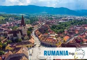 3 días en Rumanía(Bucarest) con vuelos y alojamiento TODO POR 39€