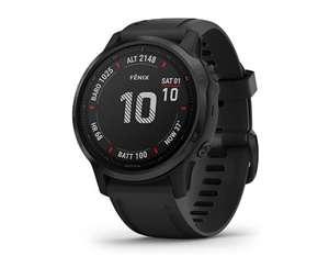 Reloj inteligente Garmin Fenix 6S Pro. GPS, Bluetooth, Smartwatch,…