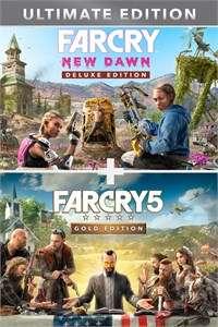 Far Cry 5+ Far Cry New Dawn para XBOX