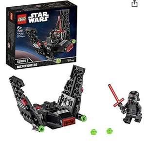 LEGO Star Wars - Microfighter: Lanzadera de Kylo Ren