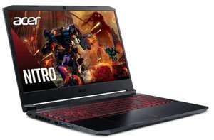 "Portátil Acer Nitro 5 - i7-10750H/16GB/1TB SSD/RTX 3060/15.6"" FHD IPS 144Hz"