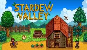 Stardew Valley a 8.39€ STEAM