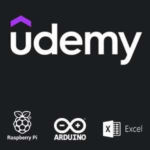 GRATIS +300 Cursos Python, Arduino, Raspberry Pi , Excel, Bases de Datos, FrontEnd, BackEnd, SEO, Diseño y otros [Udemy, Español-Inglés]
