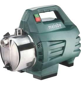 Bomba de Agua para jardín P 4500 INOX 1300W Altura máx. Bombeo 48 m