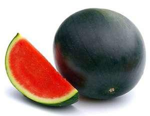 Sandía negra sin semillas a 0,39€/Kg del 8 al 14 de septiembre en tiendas Dia