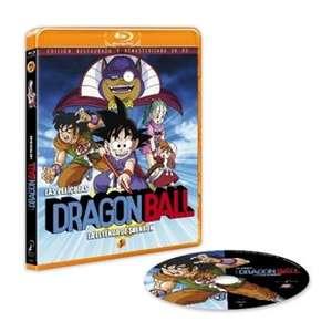 Blu Ray Dragon Ball La leyenda de Shenron (Película 1)