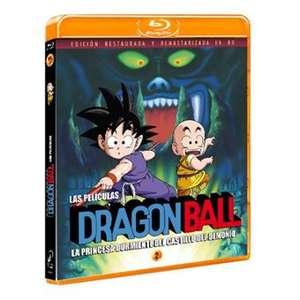 Blu Ray Dragon Ball La Princesa Durmiente del Castillo del Demonio (Película 2)