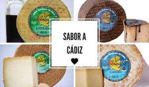 Lote de quesos Sabor a Cádiz de El Bosqueño