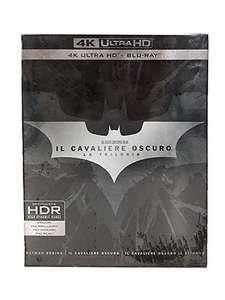 Pack Trilogía Batman de Nolan 4K