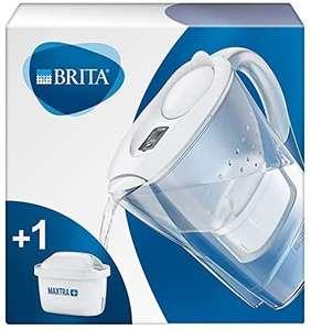 Jarra agua Brita 2,4L + 1 cartucho Maxtra (Tamaño XL en descripción)