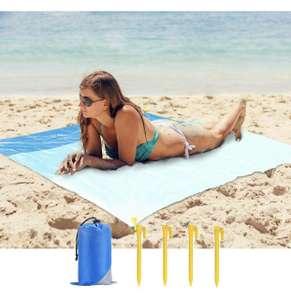 Esterilla Playa/Manta Picnic Impermeable 210 X 200cm