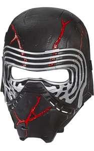 Máscara del líder supremo, Kylo ren, de Star Wars