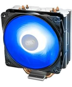 Deep Cool GAMMAXX 400 V2, Disipador de CPU (120mm Azul,4 Tubos de Calor,TDP 180W)