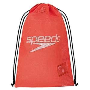 Speedo Equipment Mesh Bolsa, Unisex-Adult, Dragonfire Orange