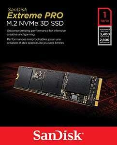 SSD SanDisk Extreme Pro 1TB M.2 NVMe 3D