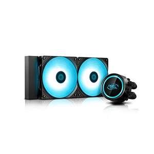 Refrigeración líquida de CPU, 2 * 120mm, DEEP COOL GAMMAXX L240 V2